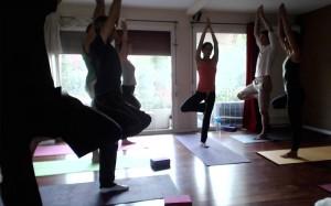 Cours de yoga à Montpellier